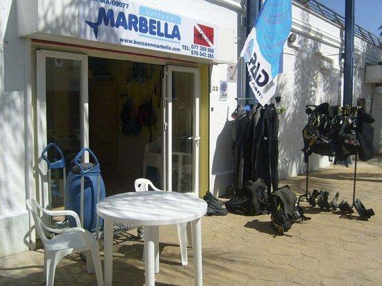 Bucea en Marbella