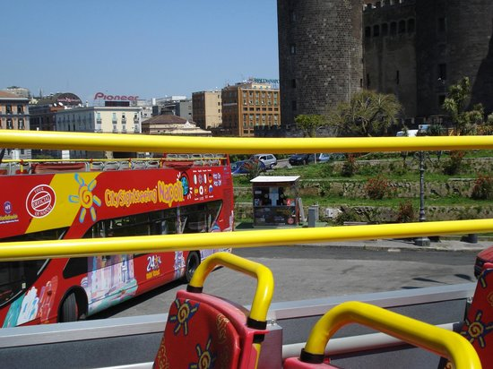 City Sightseeing Naples Photo