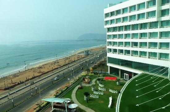 Hotels Near Beach Road In Vizag