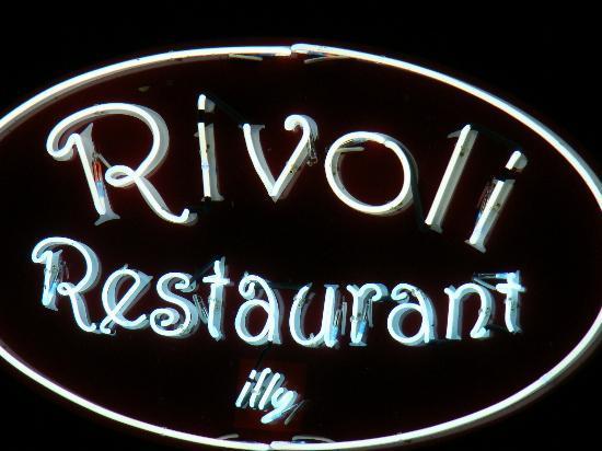 Rivoli Restaurant : rivoli 2