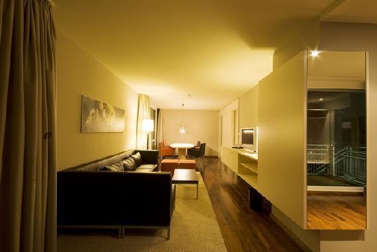 Atlantic Hotel Galopprennbahn: Suite