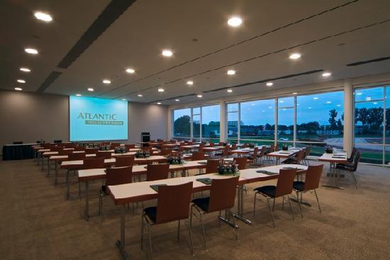 Atlantic Hotel Galopprennbahn: Conference