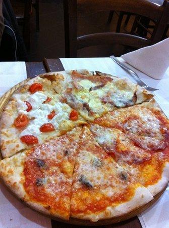 Pizza No Limits : pizza mista