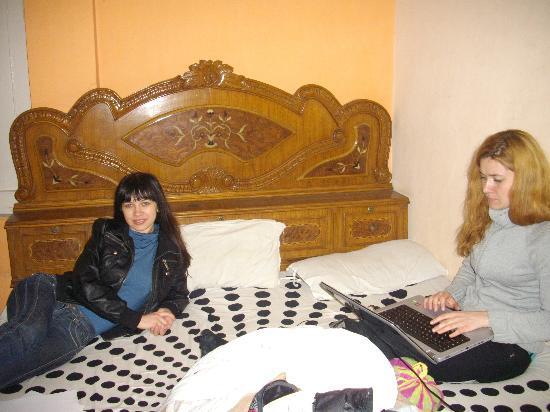 Hotel New India : Деббиш Анна