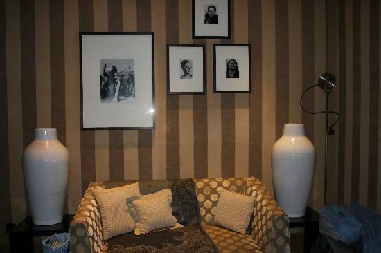 Baglioni Hotel London: arredamento curato