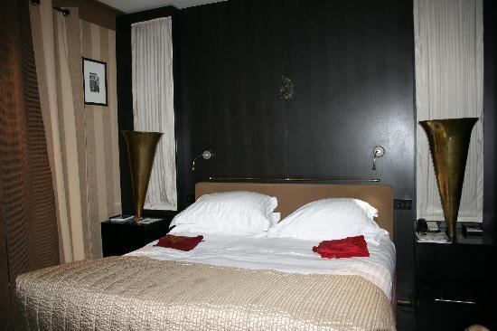 Baglioni Hotel London: camera da letto