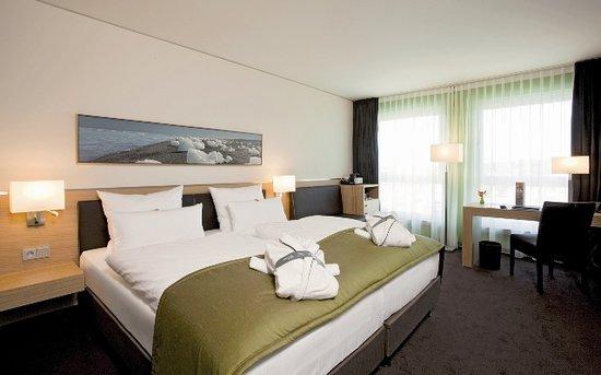 Atlantic Hotel: Zimmer
