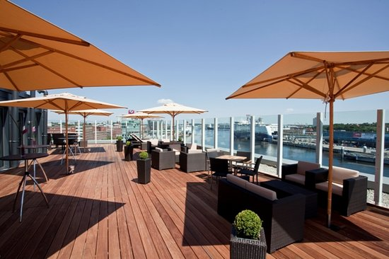 Atlantic Hotel: Deck 8 - die Bar