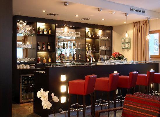 Hotel Banyan: Bar