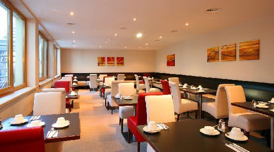 Hotel Banyan: Restaurant