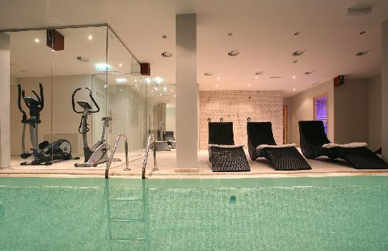 Hotel Banyan: Piscine