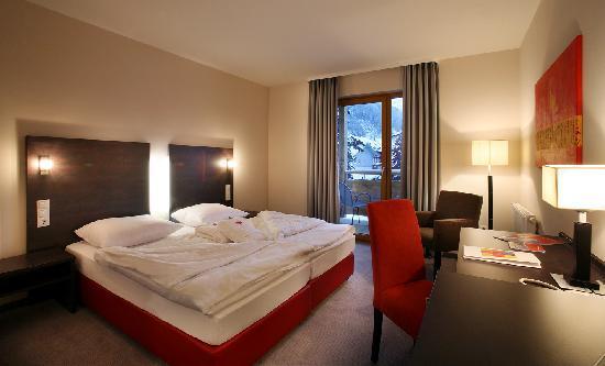 Hotel Banyan: Chambre