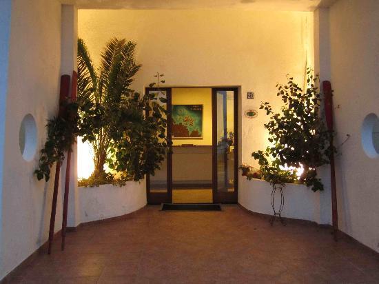 伊爾甘比亞諾酒店