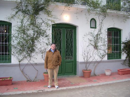 Museo Casa Natal Federico García Lorca: entrada al museo