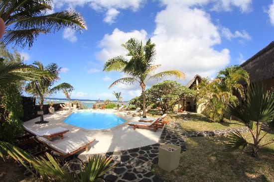 Le Jardin Tropical Picture Of La Maison D Ete Hotel Poste