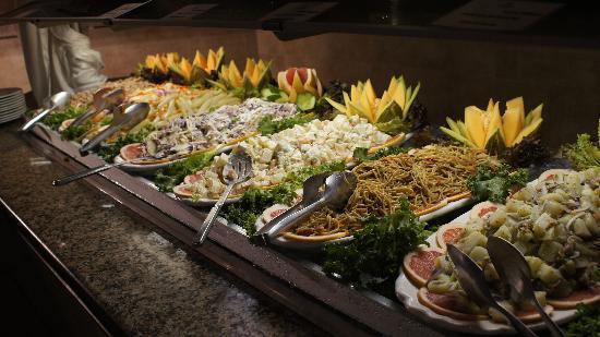 Sandos Playacar Beach Resort: The Food