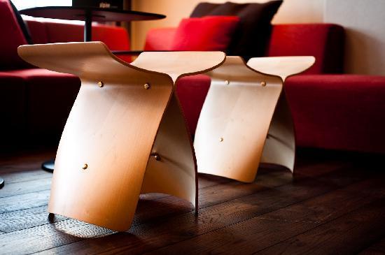 Hotel Alpine Lodge Gstaad - Saanen: Lobby