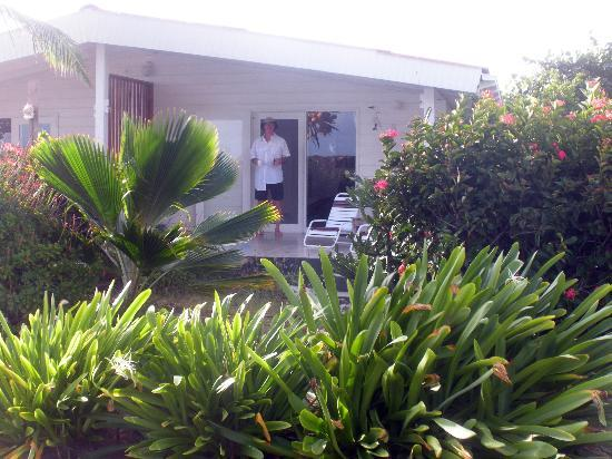 Sorobon Beach, Wellness & Windsurf Resort: Our chalet