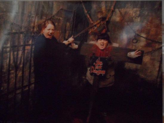 The York Dungeon: Our Dungeon Photo