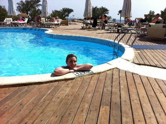 The Royal Savoy Sharm El Sheikh: Peace & quiet in a warm pool