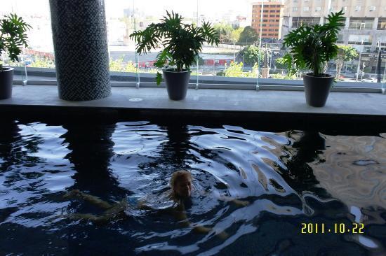Plaza Suites Mexico City: бассейн