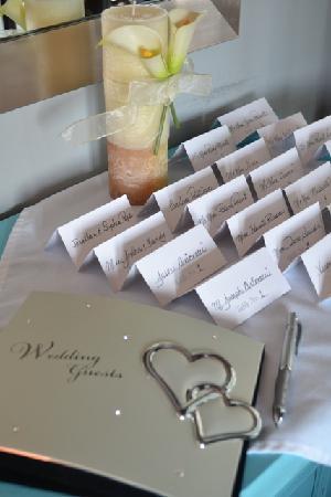 Auberge du Lac des Sables: Mariage