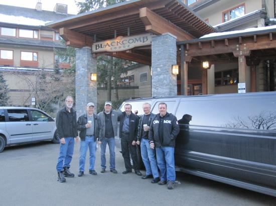 Blackcomb Lodge: 15th annual