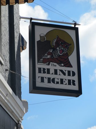 The Blind Tiger Restaurant