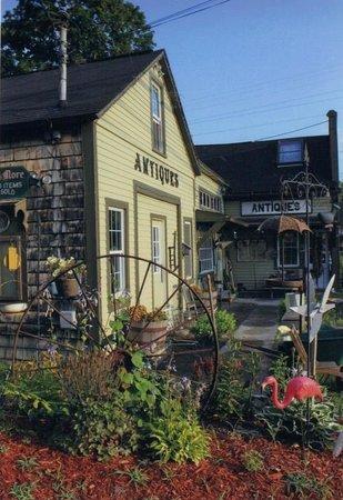 Woodstock, كونيكتيكت: Scranton's Shops