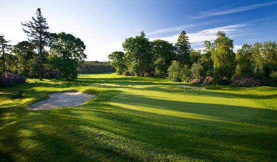 Slaley, UK: Golf Course