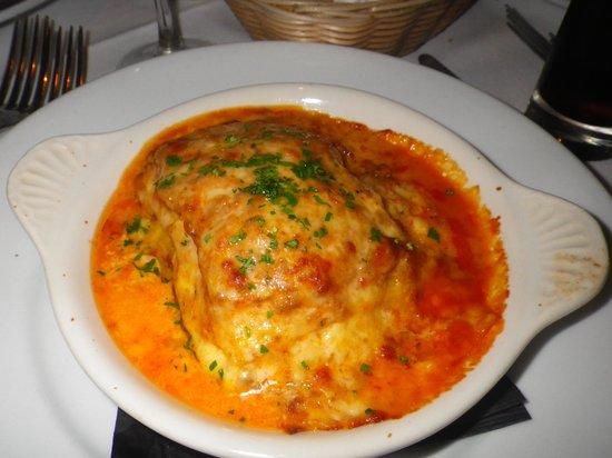 Il Corso : Great lasagne