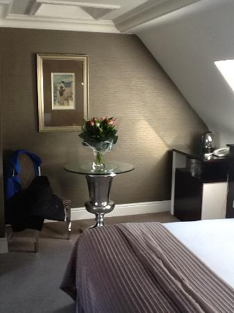 Kingsley Lodge: Platnum Room