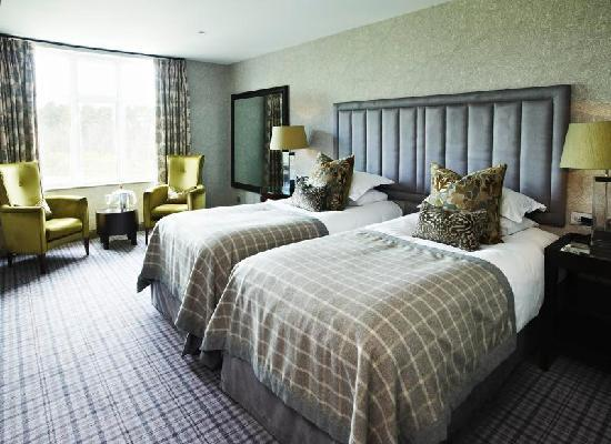 De Vere Slaley Hall Spa: bedrooms