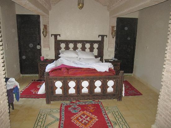 Riad Jnane Ines : notre chambre LALA