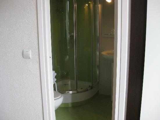Hostal Besaya: The Bathroom