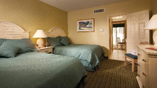 Alden Suites: Gulf front Suite