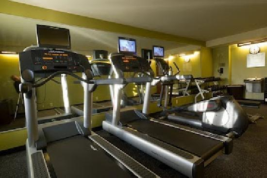 Fairfield Inn & Suites Dallas DFW Airport South/Irving: Exercise Room