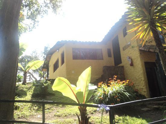 Pueblito de Yerbabuena : Restaurante