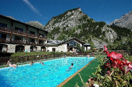 Le telemark resort pralognan la vanoise voir les for Piscine les 2 alpes