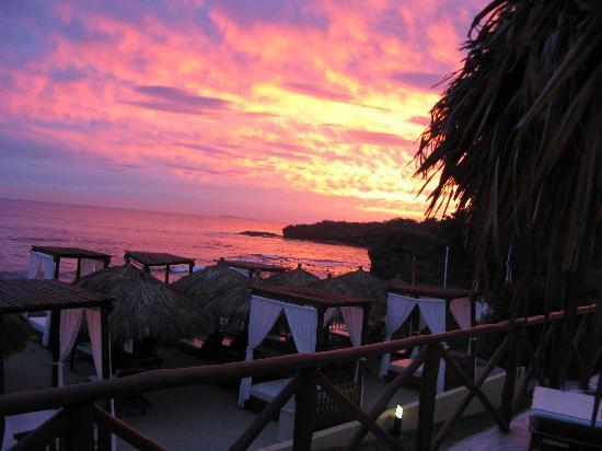 The Royal Suites Punta de Mita : sunset
