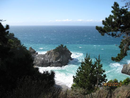 The Esalen Institute: Another breath taking view.