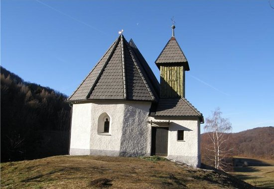 Rogaska Slatina, Slovenia: Kapelle Sv. Miklavz