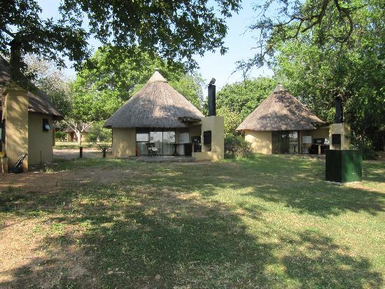Skukuza Rest Camp: Rondable accomodation