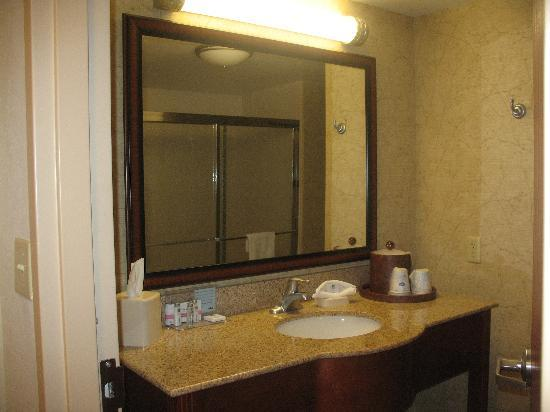 Hampton Inn Roanoke / Hollins / I-81: Very clean
