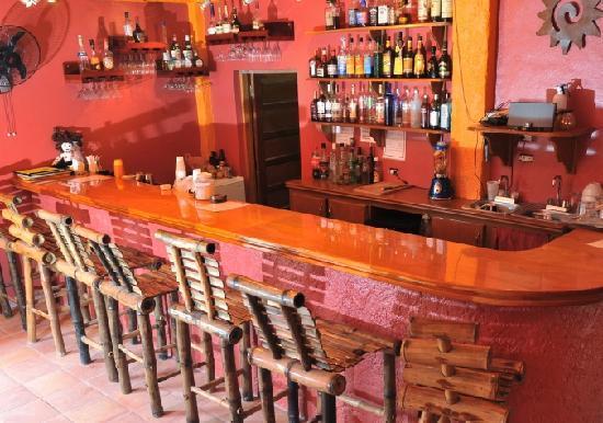 Seaside Cabanas: Uno Mas Bar