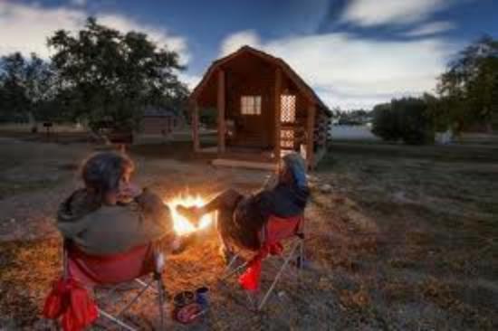 Oleta River State Park: Relaxing