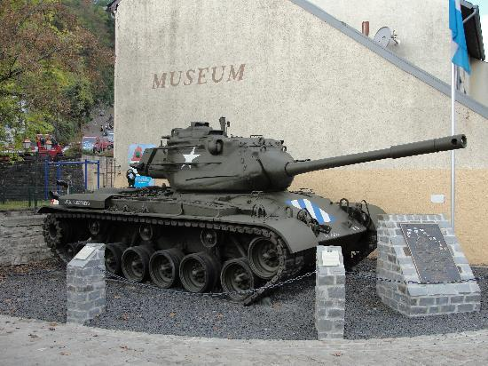 Hotel Petry: WWII Museum