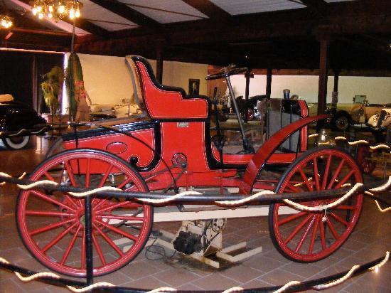 Sarasota Classic Car Museum : 1905 Schacht