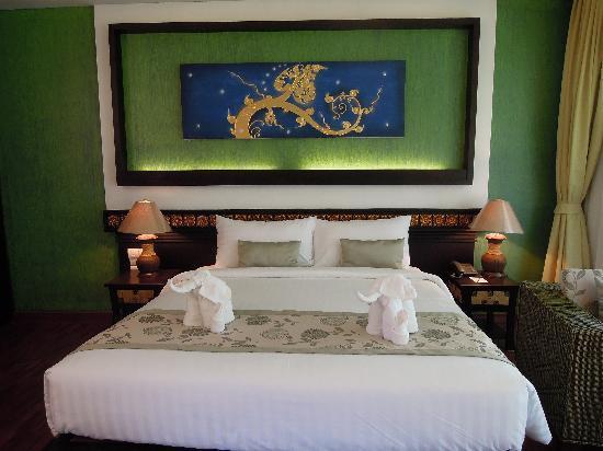 Mountain Creek Wellness Resort Chiang Mai: bedroom