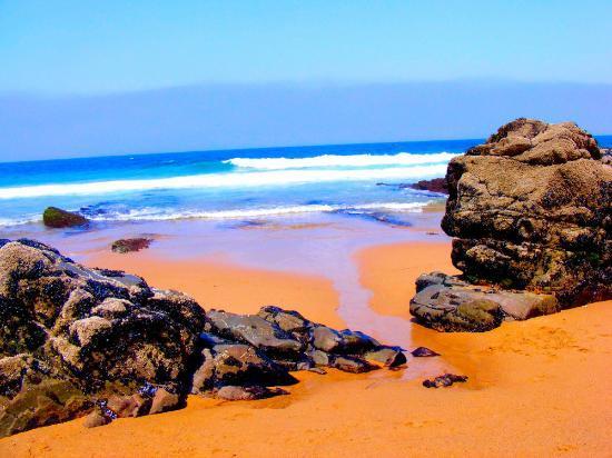 Guincho Beach: Una caletta lungo la spiaggia del Guincho